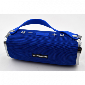 Портативна bluetooth колонка Hopestar Sound System H75 PLUS Синій