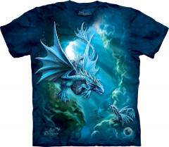 Футболка The Mountain Sea Dragon 4XL Синий (105740)