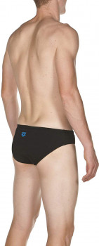 Плавки Arena M Bayron Brief 001728-581 Black/Pix Blue