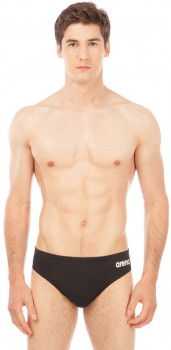 Плавки Arena M Solid Brief 2A254-055 Black/White
