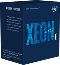 Процессор Intel Xeon E-2174G 3.8GHz/8GT/s/8MB (BX80684E2174GSR3WN) s1151 BOX