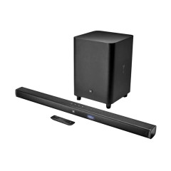 JBL Bar 3.1 Channel 4K Ultra HD Soundbar with Wireless Subwoofer (JBLBAR31BLK)