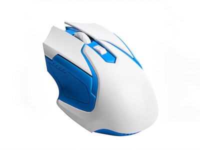 Мышь BauTech Wireless Gaming Белый (1001-302-03)