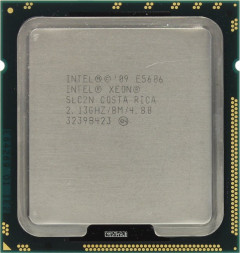Процессор Intel E5606 2.13Ghz 4C 8M 80W (SLC2N) Refurbished