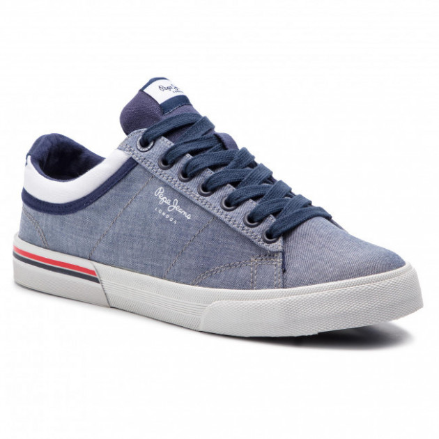 Кеды Pepe Jeans North Court PMS30542 Chambray 564