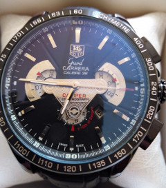 Механические часы TAG Heuer Grand Carrera Calibre 36 RS (Гранд каррера)