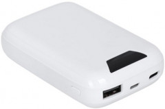 УМБ Ergo 10000 mAh Type-C White (LP-С12W)