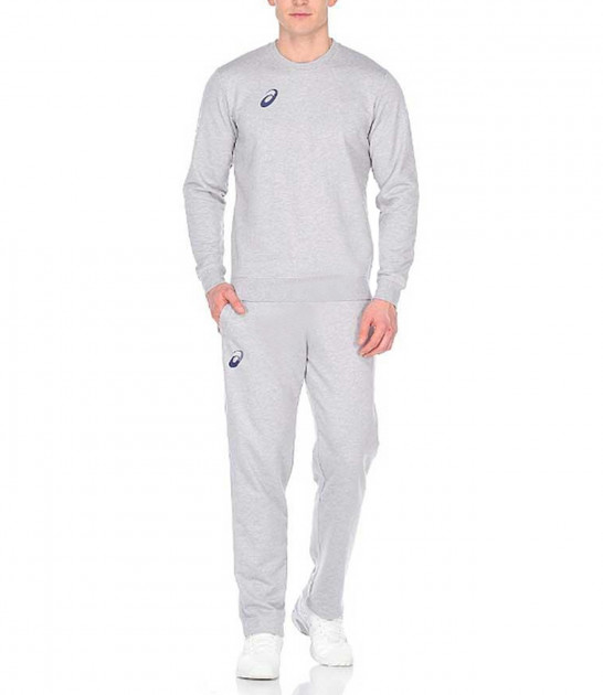 Костюм спортивный тренинг ASICS MAN KNIT SUIT 156855-0714 размер L