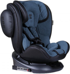 Автокресло Bertoni (Lorelli) Aviator Isofix 0-36 кг Black/Blue (AVIATOR black/blue) (3800151986317)
