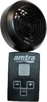 Охладитель Croci Spa Amtra Borea Cooling Fan 80 Led (8023222183834)