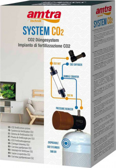 Система CO2 Croci Spa AMTRA CO2 SYSTEM SET (8023222189164)