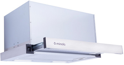 Витяжка MINOLA HTL 5615 I 1000 LED