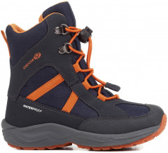 Ботинки Geox J New Alaska Boy B W J847PD/050FU/C0820 35 Navy/Orange (8058279445925)
