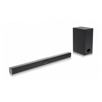 SHARP 2.1 Slim Soundbar System (HT-SBW110)
