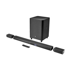 JBL Bar 5.1 Channel 4K Ultra HD Soundbar with True Wireless Surround Speakers (JBLBAR51BLK)