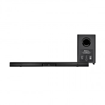 JBL Bar 2.1 Channel Soundbar with Wireless Subwoofer (JBLBAR21BLK)