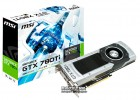 MSI PCI-Ex GeForce GTX 780 Ti 3072MB GDDR5 (384bit) (876/7000) (2 x DVI, HDMI, DisplayPort) (GTX 780Ti 3GD5) - зображення 5