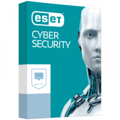 Антивирус ESET Cyber Security для 4 ПК, лицензия на 1year (35_4_1)