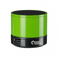 Bluetooth Колонка Economic EC-10 Green