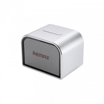 Bluetooth Speaker Remax RB-M8 Mini Silver