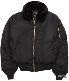Куртка мужская Alpha Industries B-15 2XL Black