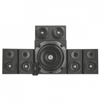 Акустика Trust Vigor 5.1 Surround Speaker System Black (22236)