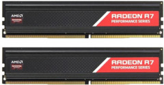 Оперативная память AMD DDR4-2400 16384MB PC4-19200 (Kit of 2x8192) R7 Performance Series (R7S416G2400U2K)