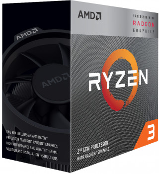 Процесор AMD Ryzen 3 3200G 3.6GHz / 4MB (YD3200C5FHBOX) sAM4 BOX