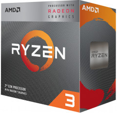 Процессор AMD Ryzen 3 3200G 3.6GHz/4MB (YD3200C5FHBOX) sAM4 BOX