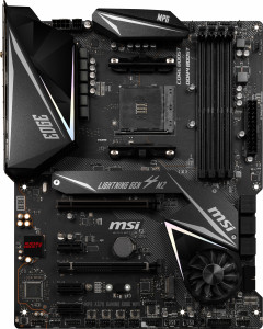 Материнская плата MSI MPG X570 Gaming Edge WiFi (sAM4, AMD X570, PCI-Ex16)