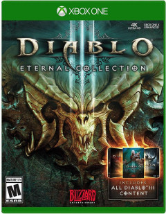 Diablo III. Eternal Collection (Xbox One, английская версия)