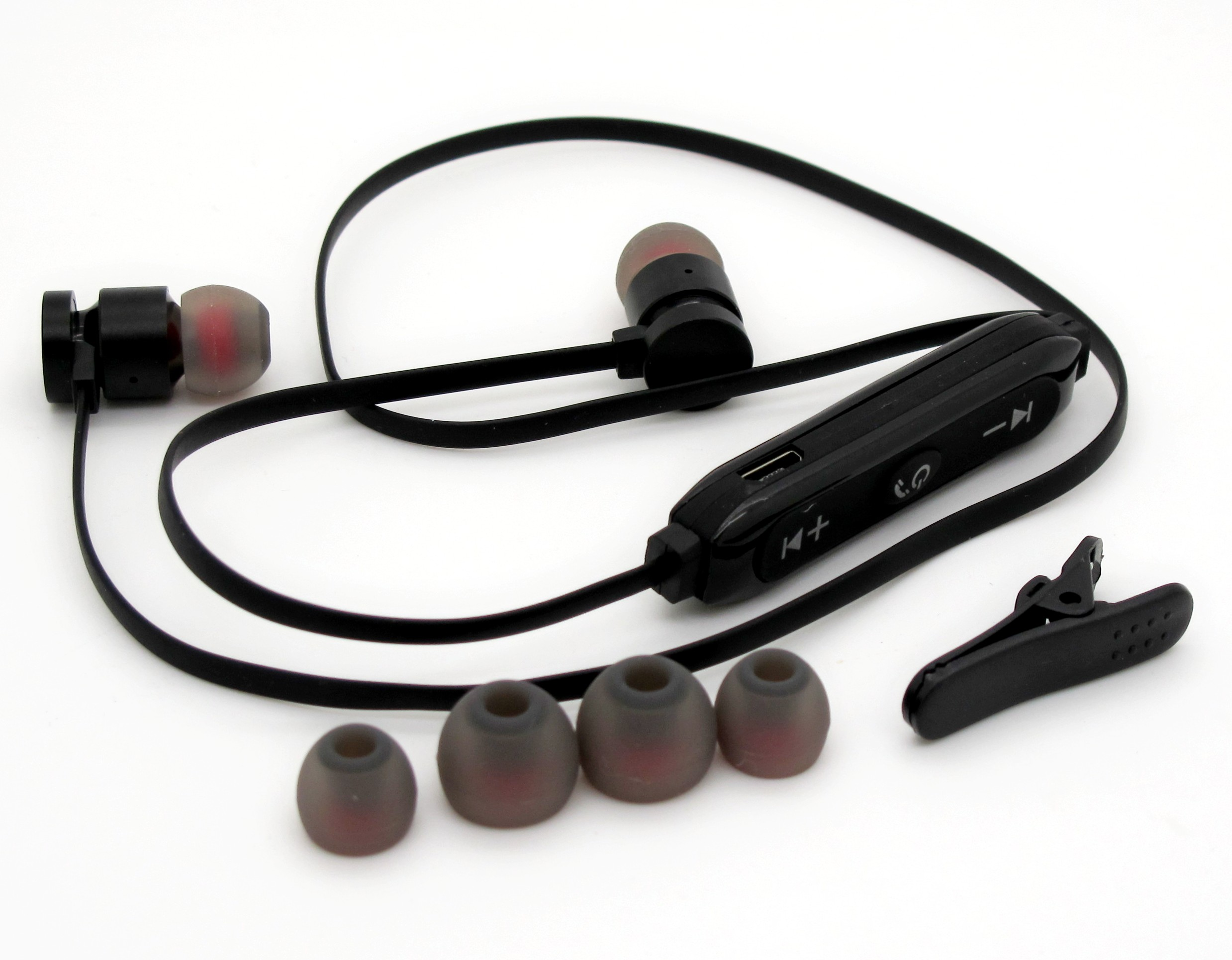 Наушники Bluetooth WALKER WBT-11 black