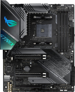 Материнская плата Asus ROG Strix X570-F Gaming (sAM4, AMD X570, PCI-Ex16)