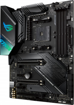 Материнська плата Asus ROG Strix X570-F Gaming (sAM4, AMD X570, PCI-Ex16)