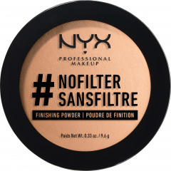 Пудра NYX Professional Makeup Nofilter Finishing Powder 10 Classic Tan 9.6 г (800897017415)