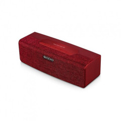 Беспроводная Bluetooth колонка SODO L2-LIFE Original Dark Red