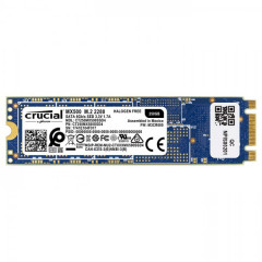 Накопитель Crucial MX500 250GB M.2 2280 SATAIII TLC CT250MX500SSD4 (F00165376)