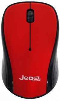 Мышь Jedel W920 Wireless Red (52405)
