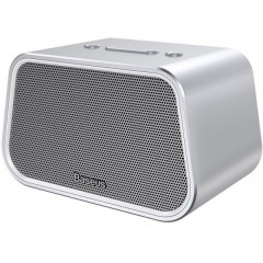 Портативная акустика Baseus E02 Encok Multi-functional wireless speaker Silver