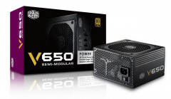 "Блок питания CoolerMaster VS650 650W ATX 80Plus GOLD (RS-650-AMAA-G1)""Over-Stock"" Б/У"