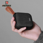 Bluetooth Колонка REMAX Bluetooth RB-M15 Black - зображення 2