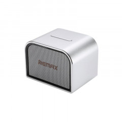 Портативная колонка Bluetooth Speaker Remax RB-M8 Mini Silver (00000057064)