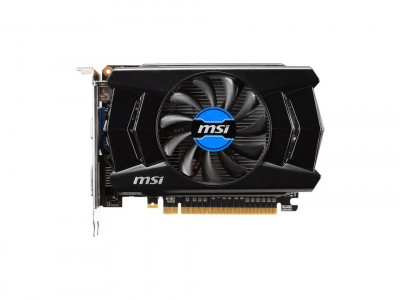Видеокарта MSI NVIDIA GeForce GTX750 Ti 2Gb DDR5 Refurbished