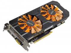Видеокарта Zotac NVIDIA GeForce GTX760 2Gb DDR5 256Bit Refurbished