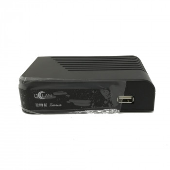 ТВ-ресивер UCLan T2 HD SE INTERNET PVR