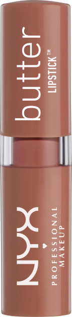 Помада для губ NYX Professional Makeup Butter Lipstick 17 Root Beer Float (800897828035) - изображение 1