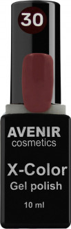 Гель-лак Avenir Cosmetics X-Color Gel Polish № 030 10 мл (5900308135556)