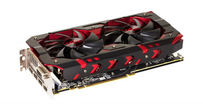 Відеокарта AMD Radeon RX 590 8GB GDDR5 Red Devil PowerColor (AXRX 590 8GBD5-3DHV2/OC)