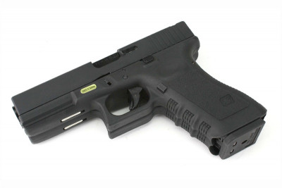Пістолет WE Double Barrel Glock 17 Gen.3 GBB (Страйкбол 6мм)