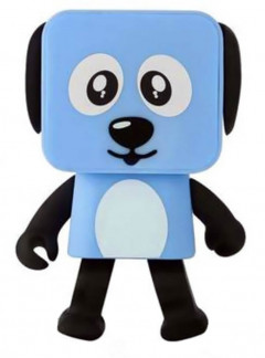 Колонка Dancing Dog Bluetooth Speaker Blue